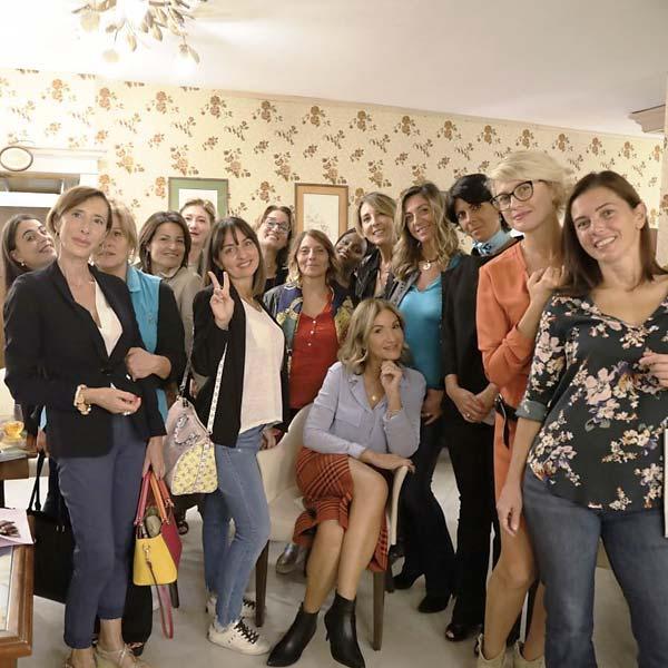 evento progetto bellessere tour events fashion dea caiazzo