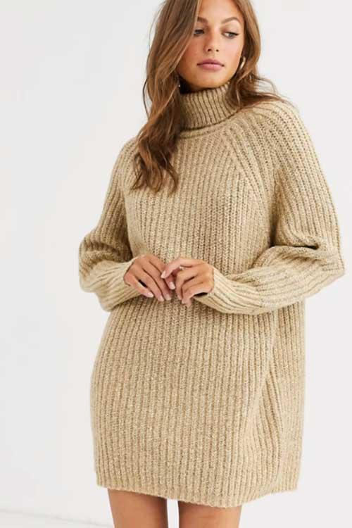 Homewear, consigli di stile per Desperate Housewives: maxi pull