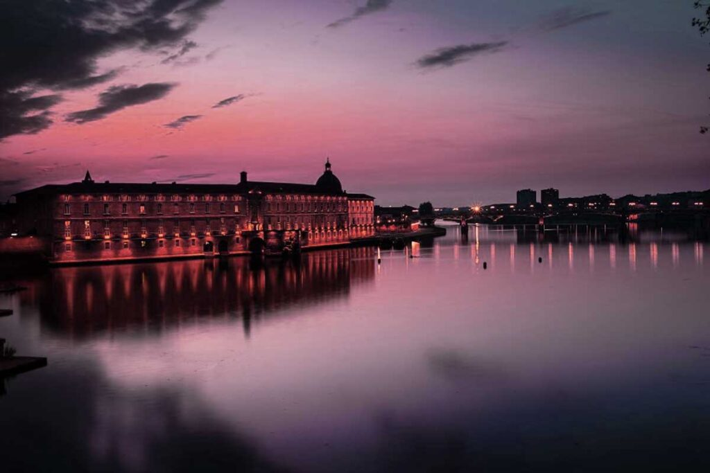 toulose la città rosa