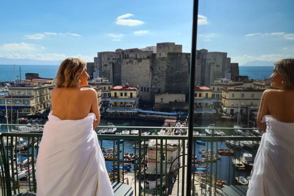 Grand Hotel Vesuvio: il lusso affacciati sul Golfo di Napoli